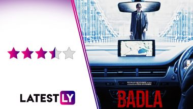 Badla Movie Review: Amitabh Bachchan and Taapsee Pannu Talk Their Way Through This Highly Immersive Thriller With a Killer Twist!