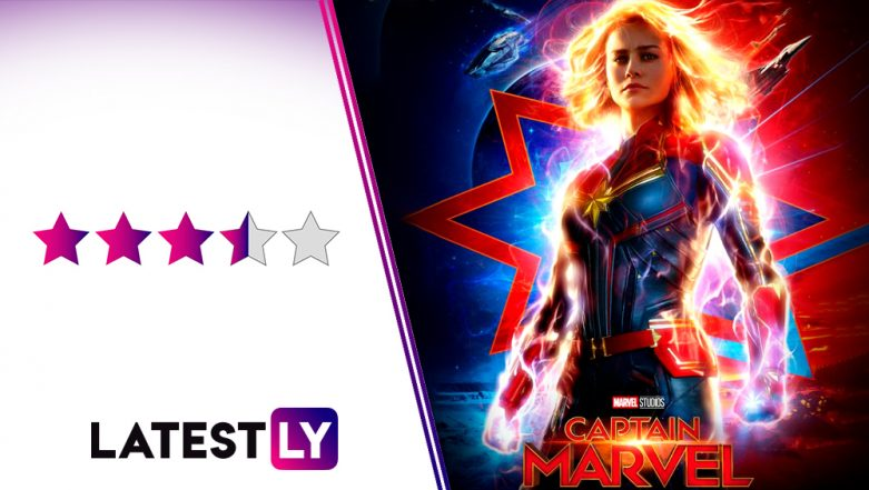 Captain Marvel Movie Review: Brie Larson's Superhero Outing is Impressive and the Future of MCU Seems to be in Good Hands