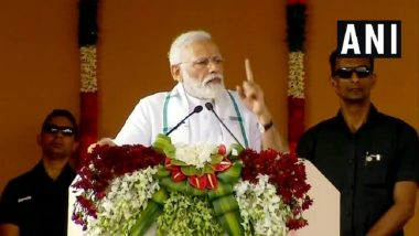 PM Narendra Modi Warns Newly Elected MPs to Desist from Giving Controversial 'Sound Bytes'