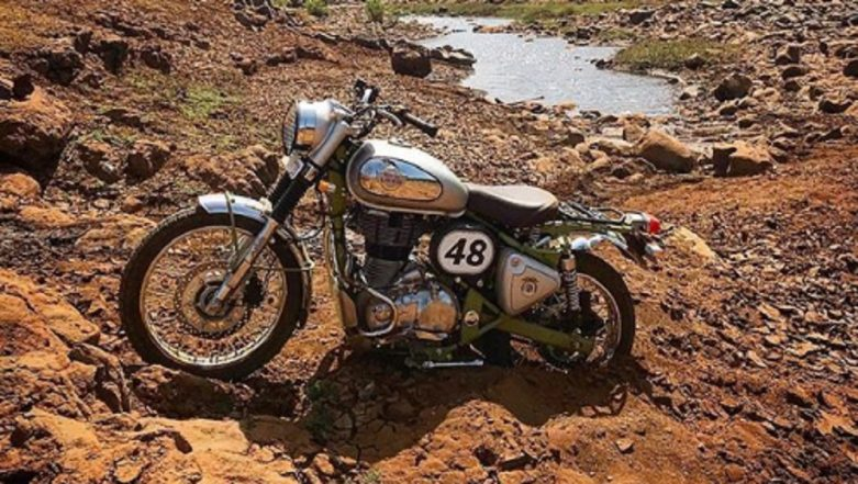 Royal Enfield Launches Bullet Trials 350 and 500, Priced at Rs 1.62 and Rs 2.07 Lakh; Watch Video