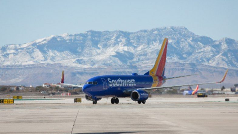 Southwest Airlines' Boeing 737 Max 8 Aircraft Lands Safely After Engine Trouble