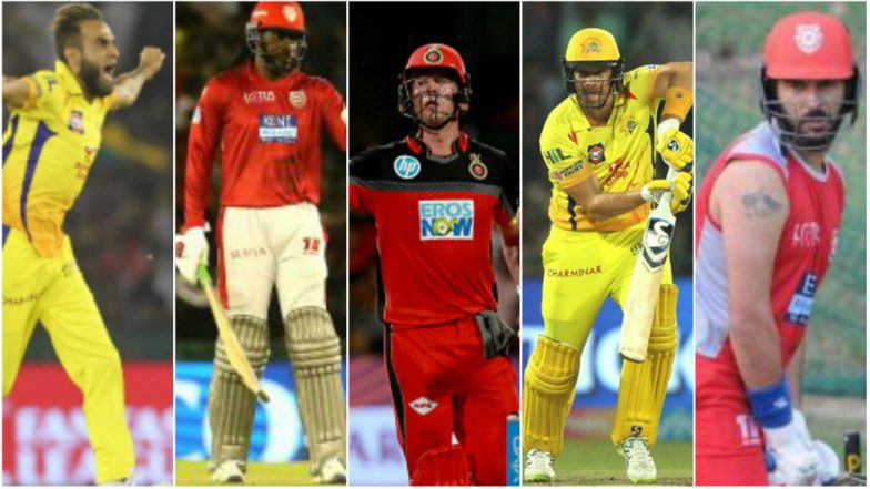 VIVO IPL 2019 Players: From AB de Villiers to Yuvraj Singh, Here Are 5 Star Cricketers Who Could Be Playing Last Season of Indian Premier League