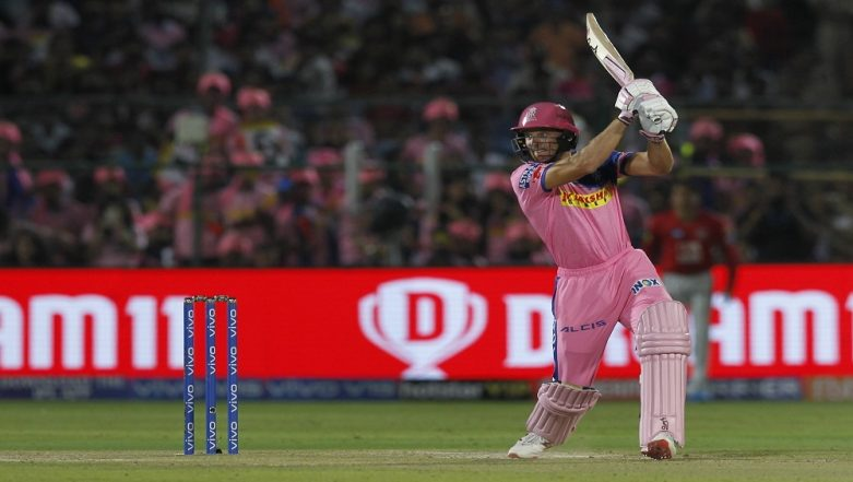R Ashwin Run Out Jos Buttler Mankad-Style in IPL 2019, This is Second Time English Man Got Out In This Fashion; Watch Video