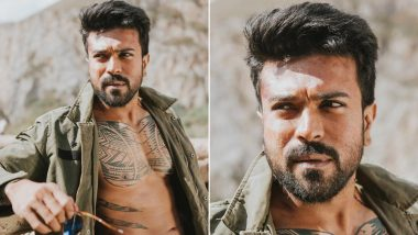 SS Rajamouli Directorial RRR's Pune Schedule Cancelled as Ram Charan Injures His Ankle