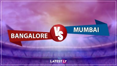 RCB vs MI, IPL 2019 Live Cricket Streaming: Watch Free Telecast of Royal Challengers Bangalore vs Mumbai Indians on Star Sports and Hotstar Online