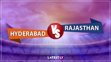 SRH vs RR, IPL 2019 Live Cricket Streaming: Watch Free Telecast of Sunrisers Hyderabad vs Rajasthan Royals on Star Sports and Hotstar Online