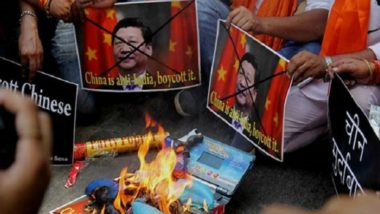 Holika Dahan 2019: Traders To Burn Chinese Goods on March 19 to Protest China's Stand on Terrorist Masood Azhar