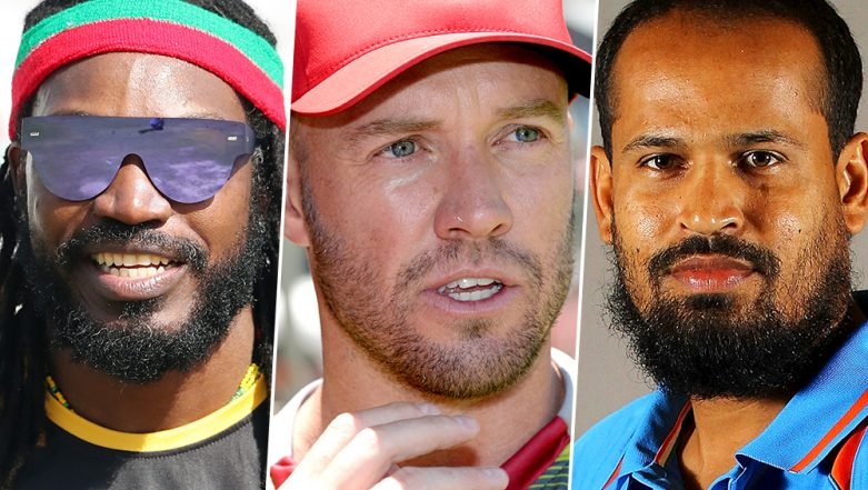 IPL 2019: From Chris Gayle, Yusuf Pathan to AB de Villiers, Here's the List of Fastest Centuries in Indian Premier League History