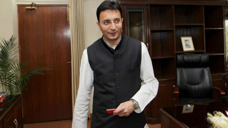 Jitin Prasada, Close Aide of Rahul Gandhi, Joining BJP? Congress Leader Refuses to Answer 'Hypothetical' Question