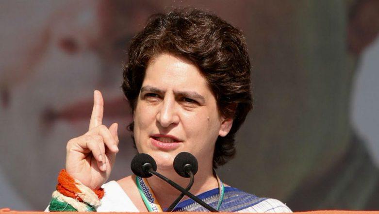Lok Sabha Elections 2019: Priyanka Gandhi's Himachal Pradesh Rally Cancelled Due to Bad Weather