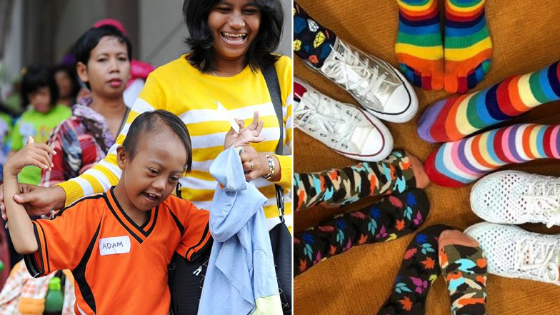 World Down Syndrome Day 2019: Theme, Significance of the Day That Believes in 'Lots of Socks'