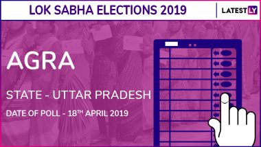 Agra Lok Sabha Constituency in Uttar Pradesh Live Results 2019: Leading Candidates From The Seat, 2014 Winning MP And More