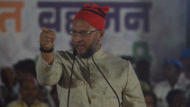 Asaduddin Owaisi Hits Out at Imran Khan, BJP 'For Giving Communal Spin to India-Pakistan Tensions'