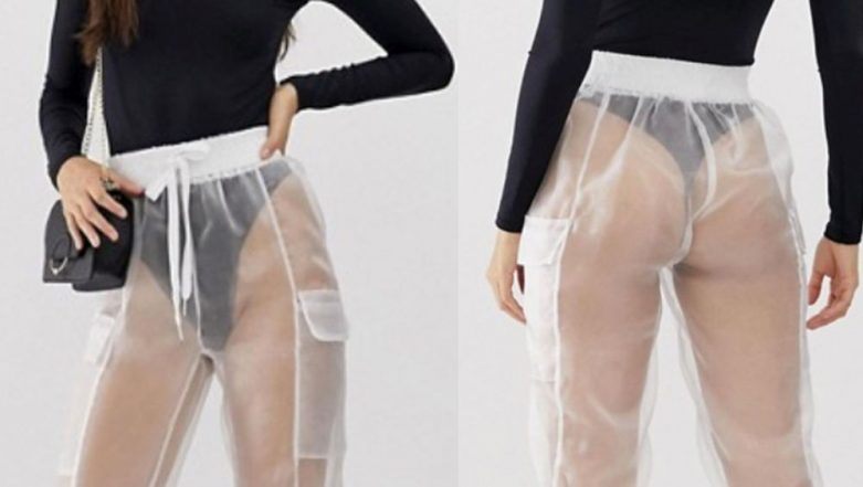 See-Through, Butt-Flashing Combat Trousers Sold by British Fashion Biggie Is Being Mercilessly Trolled (View Pics)