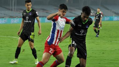 ISL 2018-19: ATK Fight Hard Over Delhi Dynamos, Win by 2-1
