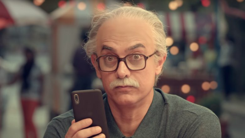 Aamir Khan's Transformation As 'Daddu' for His Next Project Is Remarkable – Watch Video