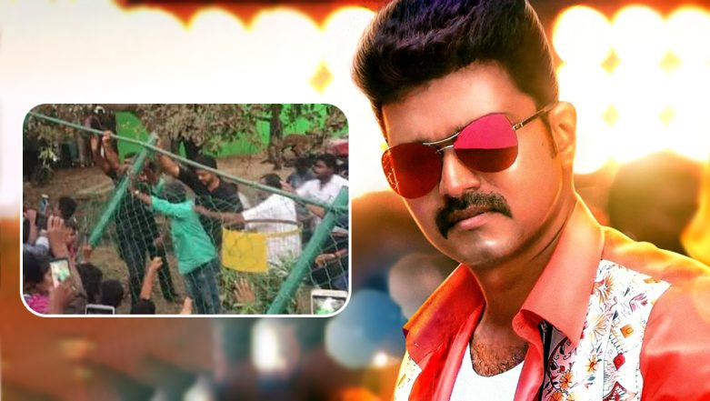 Fans Go Berserk Seeing Thalapathy 63 Star Vijay! What Happened Next Will Shock You – Watch Video