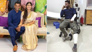 Anisha Alla's fiancé Vishal Gets Injured While Shooting for Director Sundar C's Film in Turkey