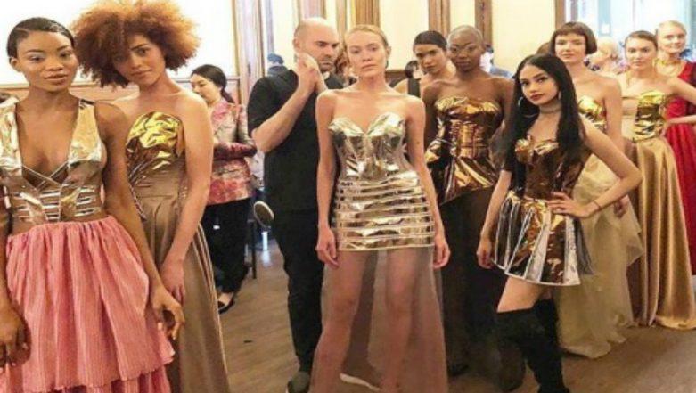 Paris Fashion Week 2019: Adaa Mallikk Represent India at Global Fashion Platform, Showcase Her Collection 'Metal Armour'