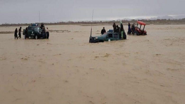 Floods Hit Afghanistan's Kandahar Province, 12 Dead