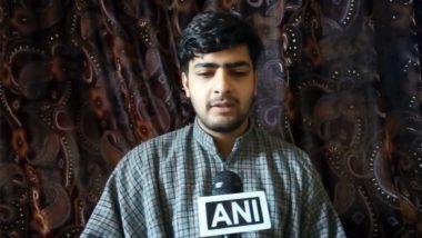 Afzal Guru's Son Ghalib Gets Aadhaar Card, Says 'I am Proud of It'