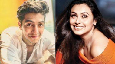 Ananya Panday's Cousin Ahaan Panday to Make Bollywood Debut With Rani Mukerji's Mardaani 2?