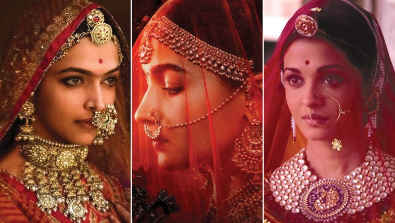 Alia Bhatt's 'Roop' in Kalank Is So Similar to Deepika Padukone in Padmaavat and Aishwarya Rai Bachchan in Jodha Akbar