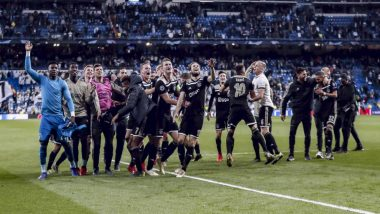 Real Madrid's European Reign Ends with Shock Loss to Ajax by 1-4