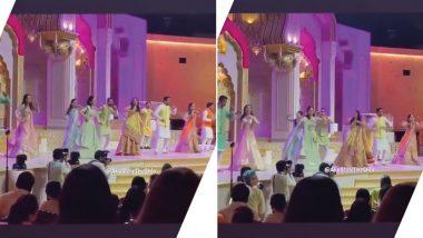Shloka Mehta Dancing to Shah Rukh Khan and Anushka Sharma's Song 'Tujhme Rab Dikhta Hai' Is a Sight to Behold! Watch Video