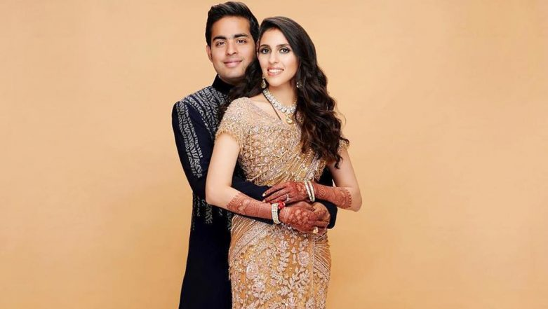 Akash Ambani and Shloka Mehta's Wedding Reception is Traditional, Colourful, and So Chic (See Photo Inside)