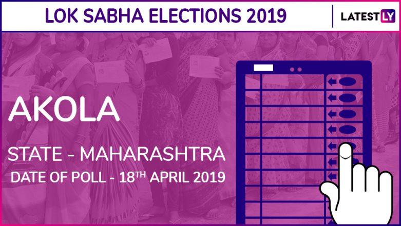 Akola Lok Sabha Constituency in Maharashtra Results 2019: BJP Candidate Dhotre Sanjay Shamrao Elected as MP