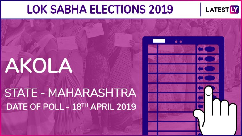 Akola Lok Sabha Constituency in Maharashtra: Candidates, Current MP, Polling Date And Election Results 2019
