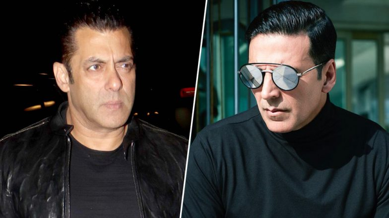 Eid 2020: Salman Khan's 'Inshallah' Set To Clash With Akshay Kumar's 'Sooryavanshi'
