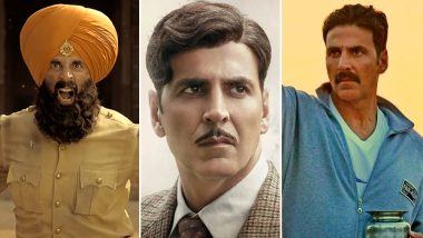 With Kesari Entering the Rs 100 Crore Club, a Look at Akshay Kumar's Star Power at the Box Office!