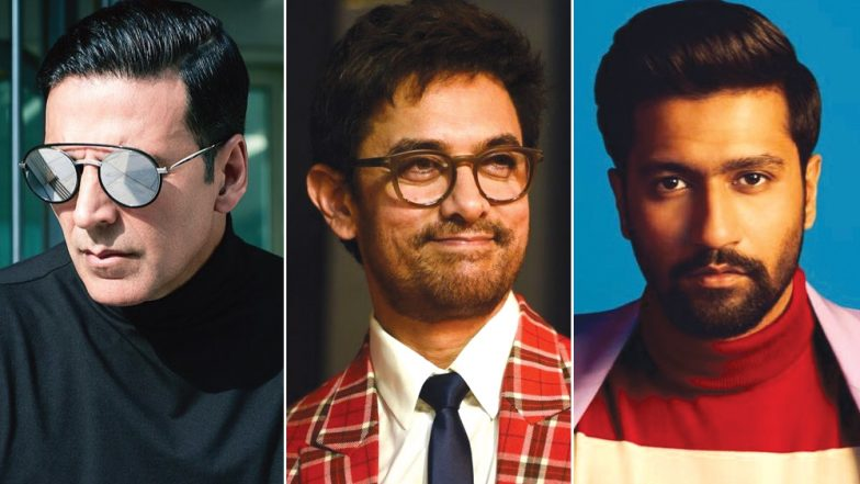 Akshay Kumar, Aamir Khan, Vicky Kaushal and Other Celebs Respond to PM Modi, Appeal Fans To Vote During Lok Sabha 2019 Elections