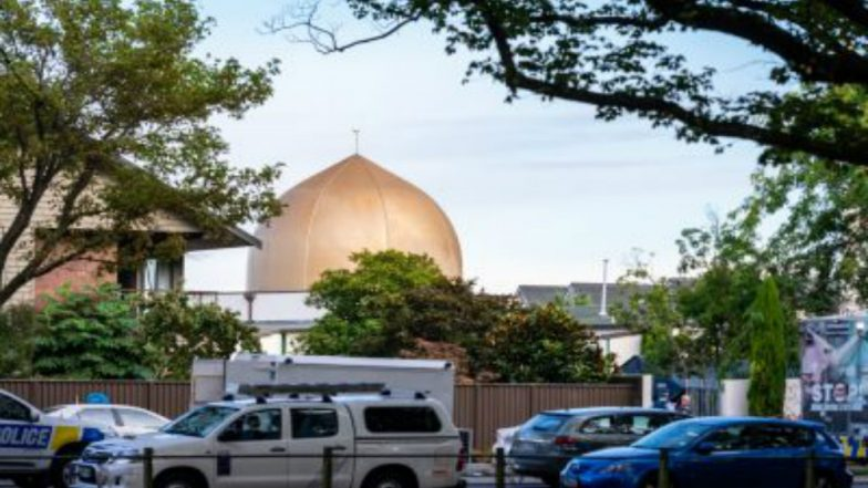 New Zealand Terrorist Attack Note Left at Fire at Southern California Mosque