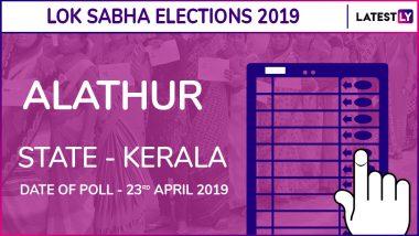 Alathur Lok Sabha Constituency in Kerala Results 2019: Congress Candidate Ramya Haridas Elected MP