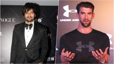 Fanboy Ali Fazal Meets Michael Phelps, Exchange Fitness Tips With The Olympic Legend