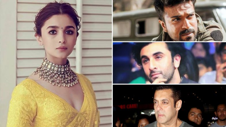 Alia Bhatt with Ranbir Kapoor, Salman Khan or Ram Charan - Which Pairing Are You Rooting For?