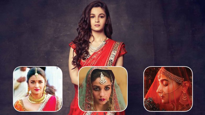 Alia Bhatt in Kalank, Raazi or 2 States: Which Bridal Look of the Actress Do You Love the Most?