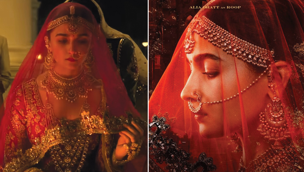 Alia Bhatt In Kalank Raazi Or 2 States Which Bridal Look Of The