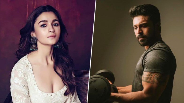 CONFIRMED! Alia Bhatt Paired Opposite Ram Charan in SS Rajamouli's RRR, Actress to Make Her Debut in South Indian Cinema