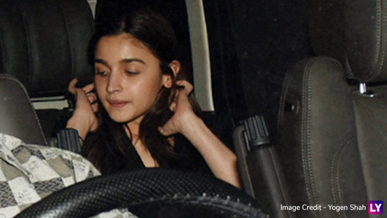 Alia Bhatt To Be Sanjay Leela Bhansali's Female Lead in His Next Film? (View Pics)