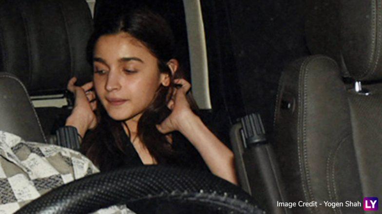Alia Bhatt To Be Sanjay Leela Bhansali's Female Lead in His Next Film? (View Pics)