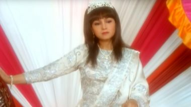 Happy Birthday Alisha Chinai: Revisiting Her Most Popular Indi-Pop Number 'Made In India' Starring Hottie Milind Soman - Watch Video