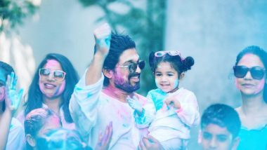 It Was a Fam-Jam for Tollywood Star Allu Arjun on Holi 2019! These Pics Are Proof