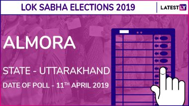 Almora Lok Sabha Constituency Election Results 2019 in Bihar: Ajay Tamta of BJP Wins The Parliamentary Seat