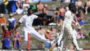 IPL 2019: Windies Pacer Alzarri Joseph Joins Mumbai Indians Squad, Replaces Injured Adam Milne