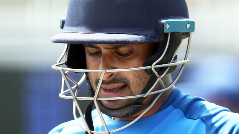 Ambati Rayudu Takes '3 Dimensional' Dig at Chief Selector MSK Prasad After His Exclusion From ICC CWC 2019 Squad