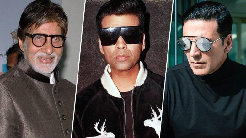 Happy Holi 2019: Bollywood Celebrities Akshay Kumar, Amitabh Bachchan, Karan Johar Extend Their Wishes to Fans On the Festive Occasion
